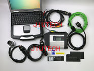 MB SD C4 Benz Heavy Duty Truck Diagnostic Scanner Full Set + CF30