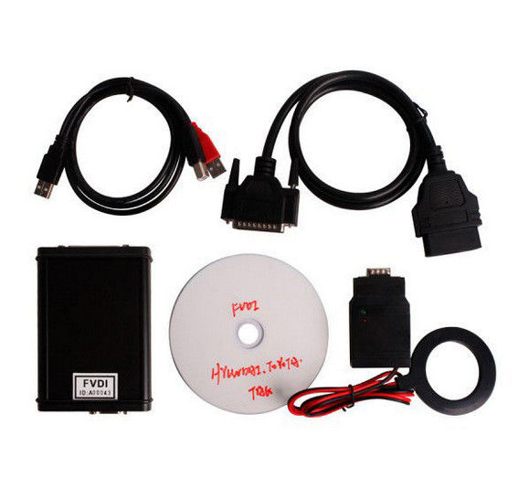 Ford Diagnogstic Tool FVDI ABRITES Commander Reading Identification Data