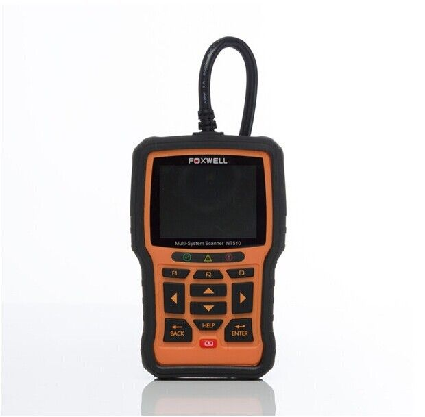 Foxwell NT510 Multi - System Auto Code Scanner Supports Adaptations