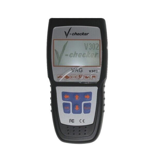 V302 VAG Professional CANBUS Code Reader  FCC CE One Year Warranty