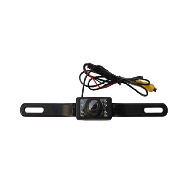 Color Cmos License Plate Night Vision Car Rear View Backup Camera Automotive Electronics Products