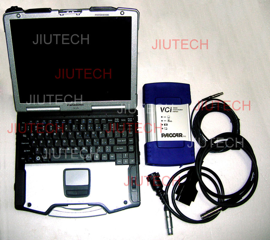 Heavy Duty Truck Diagnostics For DAF Truck Diagnosis Scanner , Scanner For Trucks