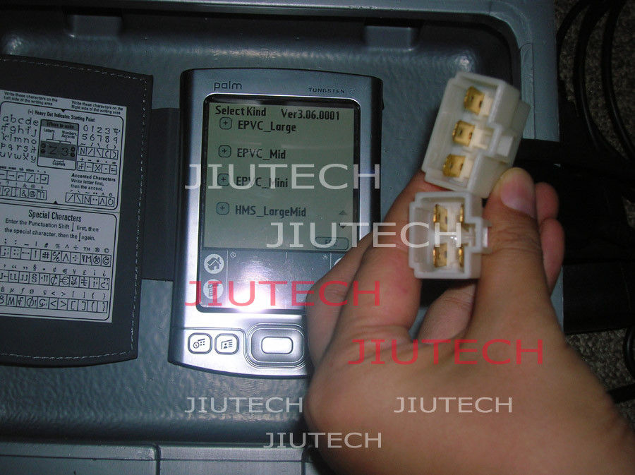 Dr ZX Hitachi Diagnostic Tool Scanner Checking Failure Codes / Trouble Shooting