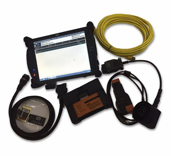 BMW ICOM HDD and EVG7 DL46/HDD500GB/DDR4GB Diagnostic Controller Tablet PC