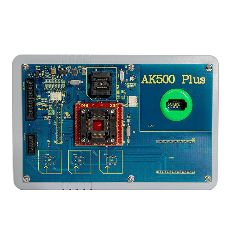 AK500 Plus Key Programmer Heavy Duty Truck Diagnostic Scanner For Mercedes Benz