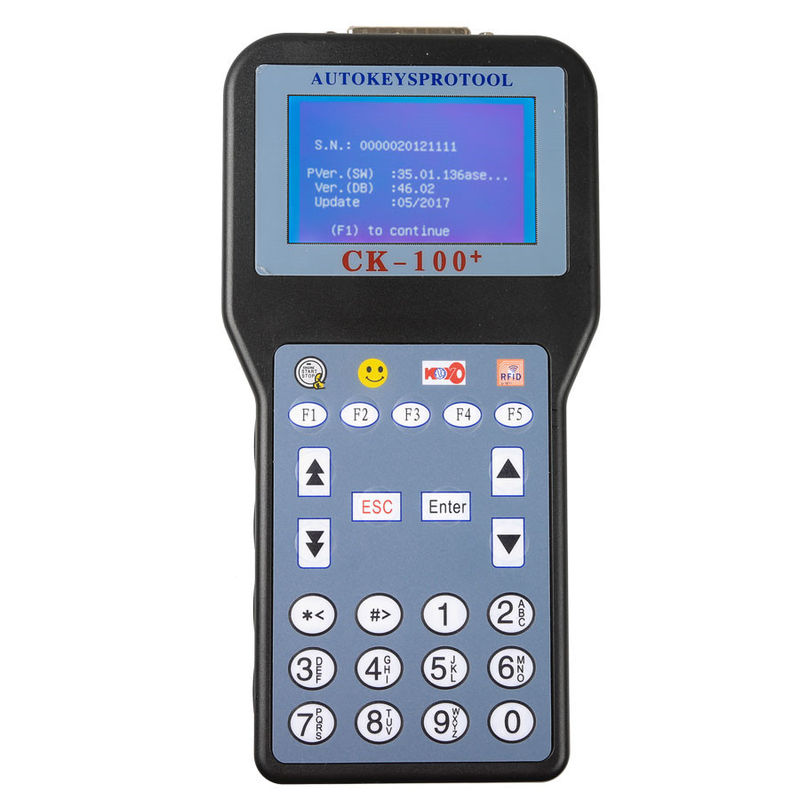 V46.02 CK-100 CK100 Auto Key Programmer With 1024 Tokens Add New Car Models