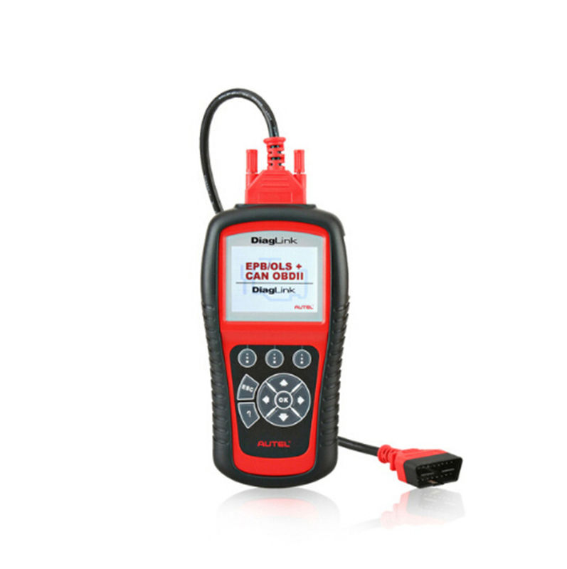 Diaglink OBDII/EOBD Autel Diagnostic Tools Code Reader Scanner With OLS EPB Service