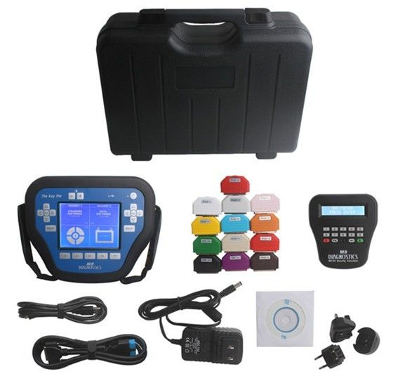 Key Pro M8 Automotive Key Programmer M8 Diagnosis Locksmith Tool
