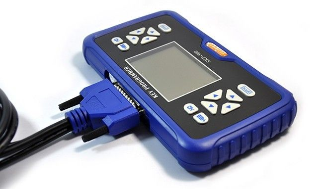 Super OBD SKP-900 Hand-Held OBD2 Automotive Key Programmer V2.1