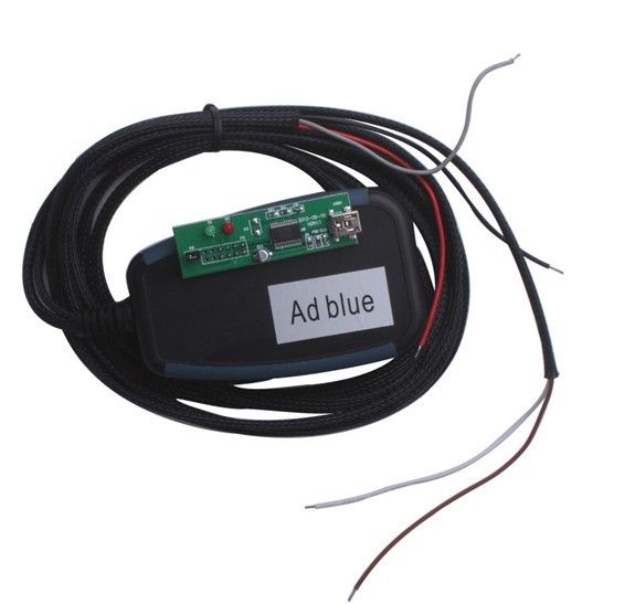Adblue Emulator Truck Diagnostic Software 7-In-1 With Programing Adapter