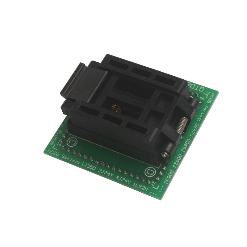 ECU Chip Tuning QTD64-B QFP 64 Socket New Release , Chip Tuning Tools