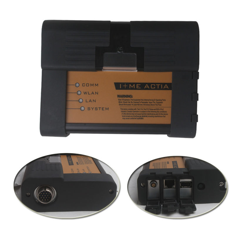 Super Version BMW ICOM A2+B+C Diagnostic And Programming Tool With 2014.06 Software