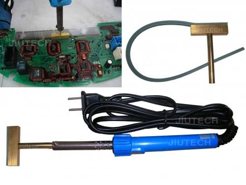 T-Iron Soldering Iron for Dashboard Repa