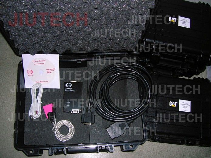 2013 version Kobelco excavator diagnostic tools Hino-Bowie diagnostic V3.12
