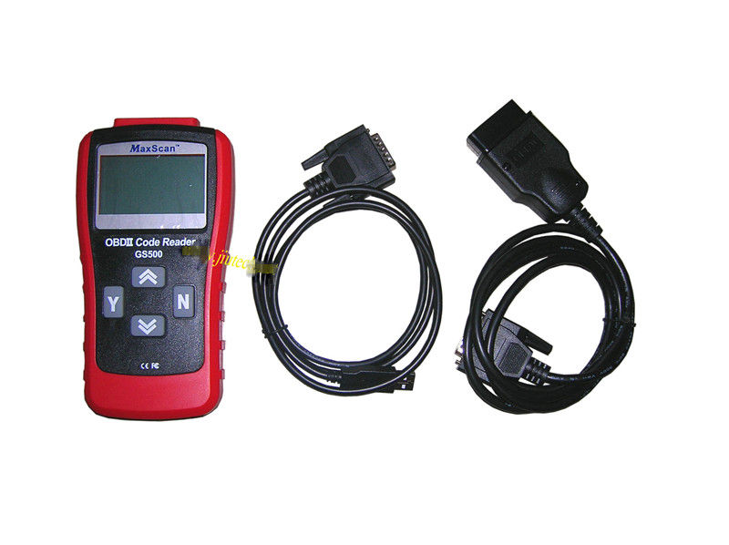 MAX Scan GS-500 Ford/GM OBDII  diagnostic scanners tools for cars