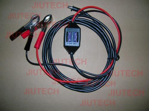 GM TECH 2 OBD1 ADAPTER FUSED BATTERY POWER CABLE   Gm Tech2 Scanner