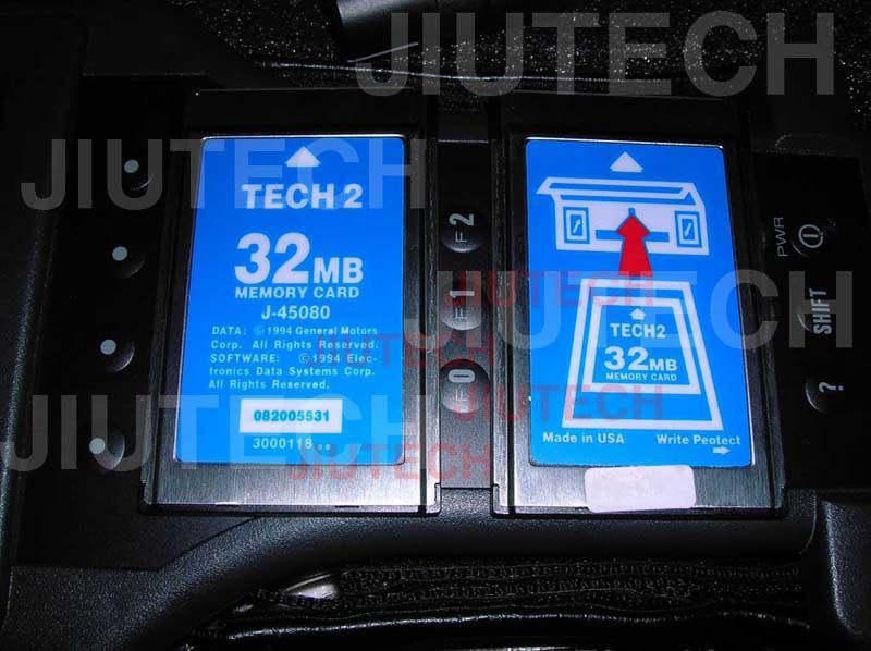 Portuguese GM 32MB Card for Tech2   Gm Tech2 Scanner