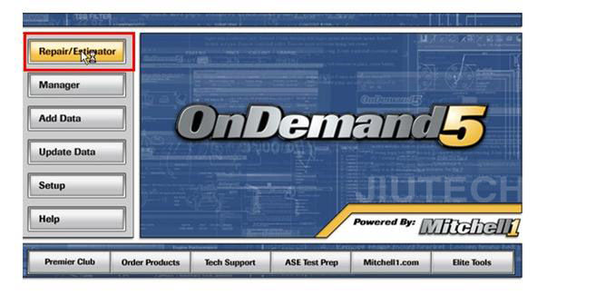 Mitchell ondemand 5 2010 version
