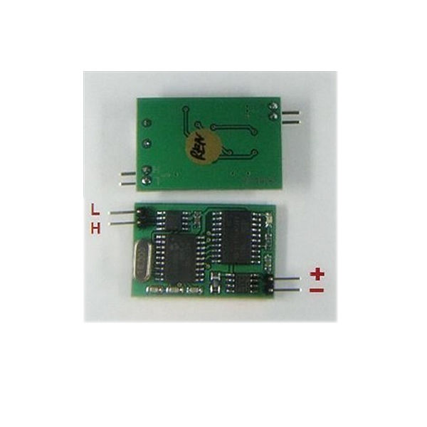 CAN bus emulator CAN Low, CAN High, +12v, GND 4 wires