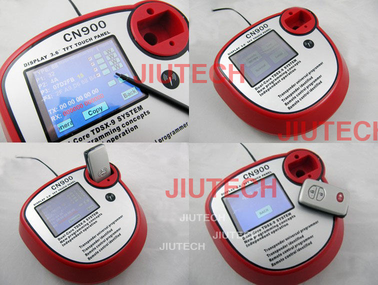 CN900 Auto Key Programmer transponder chip programmer Auto transponder chip key copy