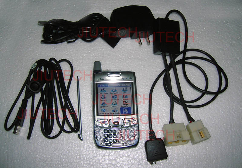 Durable Hitachi Diagnostic Tool DR.ZX TE2 PDA Version With Monitoring System
