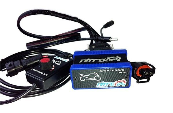 Automotive ECU Programmer NitroData Chip Tuning Box for Motorbikers M11 / Buell S1