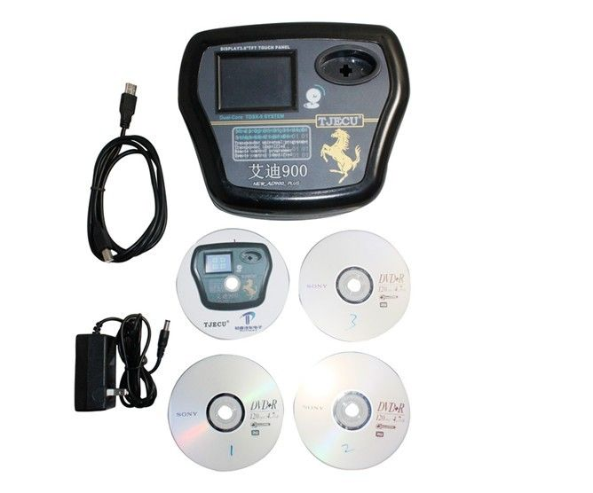 ND900 Transponder Chip Auto Key Programmer with Calculate Pin-codes