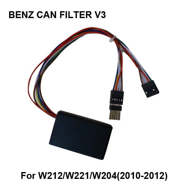 Mileage Correction Kits BENZ CAN FILTER FOR W212 / W221 / W204 2010-2012