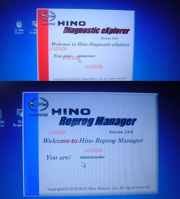2013 version Kobelco excavator diagnostic tools Hino-Bowie