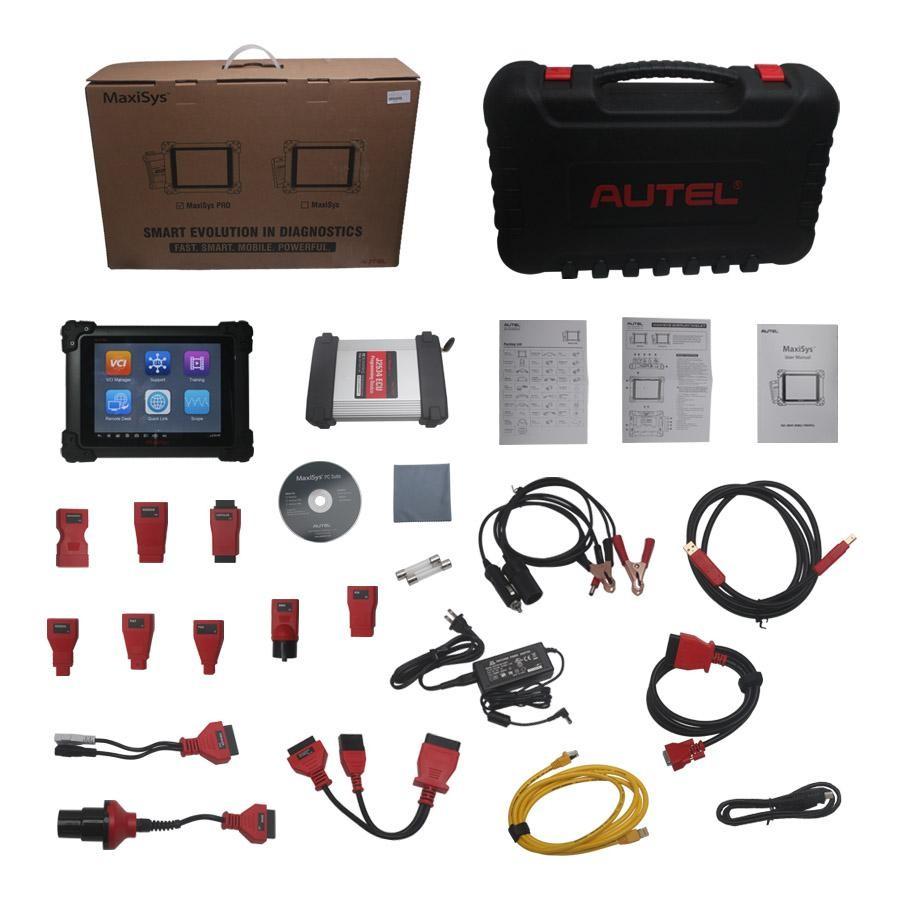 AUTEL MaxiSYS Pro MS908P Diagnostic System with WiFi , Autel Diagnostic Tools