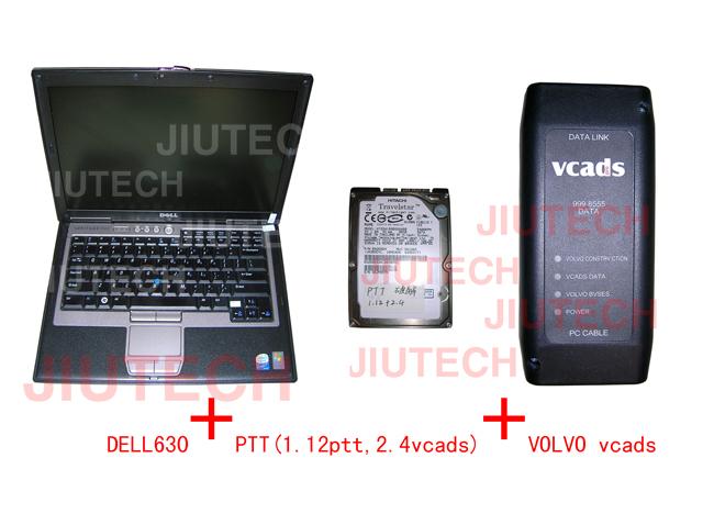 VOLVO VCADS Interface 9998555 + Laptop + PTT