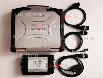 Full Set CF30 Laptop Volvo Vocom For Volvo Engine Diagnosis Carton Package