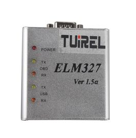ELM327 1.5V USB CAN BUS Scanner Software Supports DOS And Windows