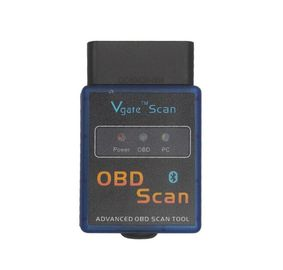 ELM327 Vgate Scan OBD2 Bluetooth Scan Tool Support Android And Symbian Software V2.1