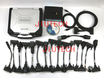 Universial Heavy Duty Truck Diagnostic Scanner  Test Full Set with CF30 laptop tool