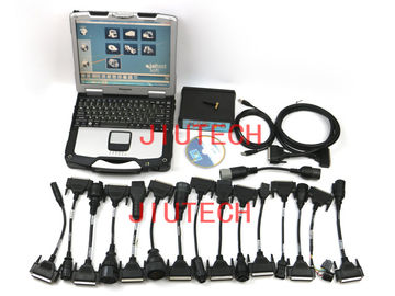 Universial Truck Diagnosis Jaltest Test Full Set+CF30 Heavy Duty Scan Tool