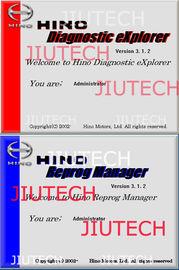 Hino-Bowie Hino Diagnostic Explorer + Hino Reprog Manager V3.12