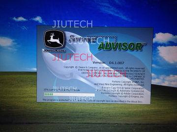 John Deere Service Advisor Truck Diagnostic Software 4.1 AG For Agriculture