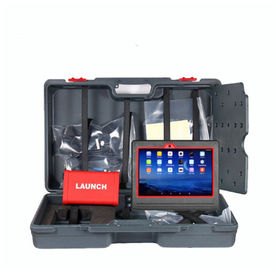 China LAUNCH X431 HD Heavy Duty Truck 10.1inch Android ScanPad multimeters analyzers car scanner diagnostics tool for repair factory