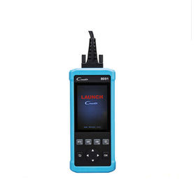 China 2018 Launch Automotive Scanner CReader 8001 with ABS,SRS ECU Coverage Oil & EPB reset Prints data via PC OBD 2 diagnosti factory
