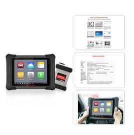Autel MaxiSys Elite OBDII Diagnostic Tool Quick with Advanced ECU Programming
