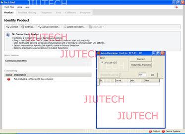 Volvo Developer Tool For PTT 2.0 Dev2tool Development Model For Parameters Change