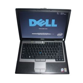 Dell D630 Core2 Duo 1,8GHz , WIFI , DVDRW Second Hand Laptop Especially for BMW ICOM