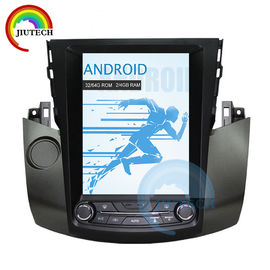China Car Head Unit Multimedia Player Auto Android For Toyota Rav4 2006 - 2012 factory