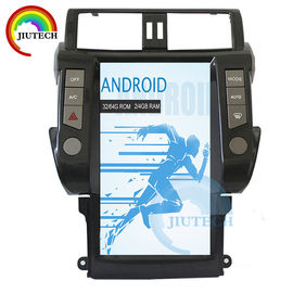 China Radio Bluetooth Media Player For Car Toyota Land Cruiser Prado 150 2010 - 2013 factory