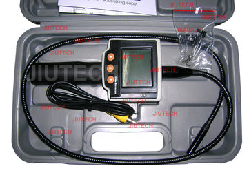 Video Borescope / Spy Optic Device 2.4 LCD Monitor Digital Inspection Videoscope