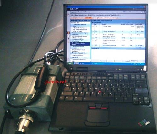 mercedes benz truck diagnostic scanner mercedes star