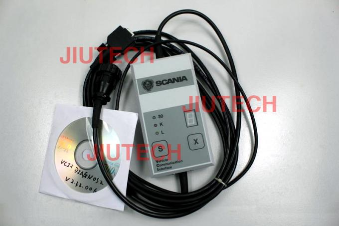 Scania VCI 1 Heavy Duty Diagnostic Scanner For Scania Old Trucks