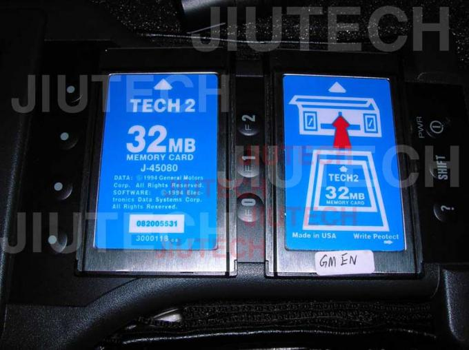 The latest software  32MB CARD FOR GM TECH2 Saab, OPEL, GM, ISUZU