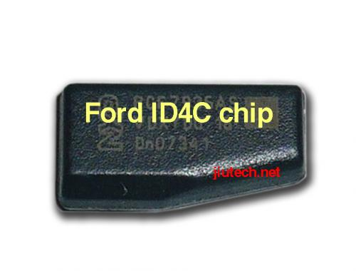 Ford ID4C Transponer Chip